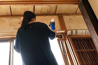 外壁の左官工事は、モルタル工事として昔から外壁材の中でも重宝されてきました。