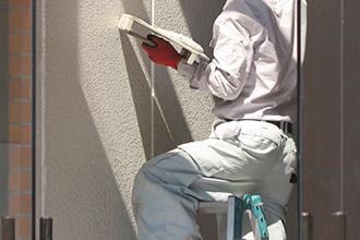 塗り壁リフォームとは
